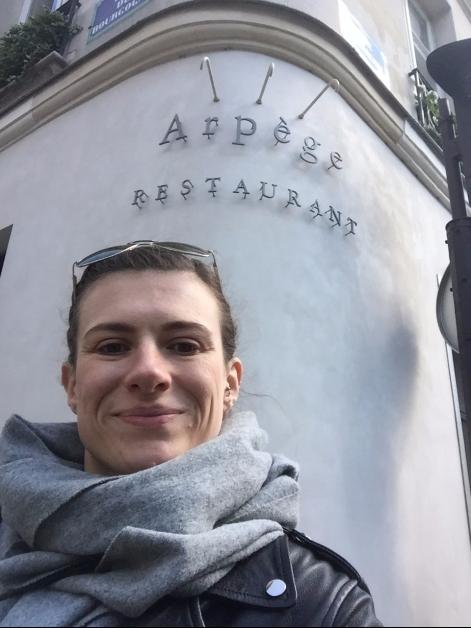 Aperge, zdjęcie przed restauracją.